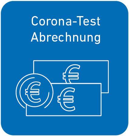 Informationen Abrechnung Corona-Teste (externe Inhalte)