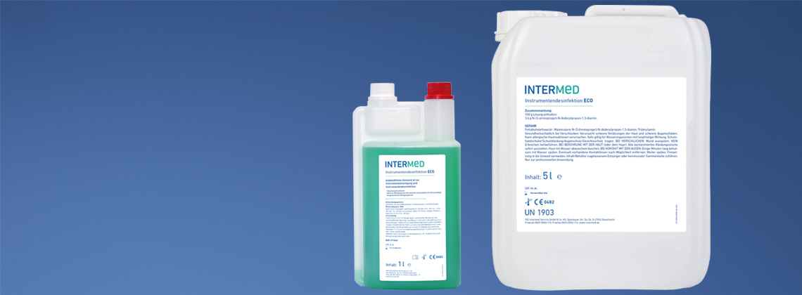 Intermed Instrumtendesinfektion ECO