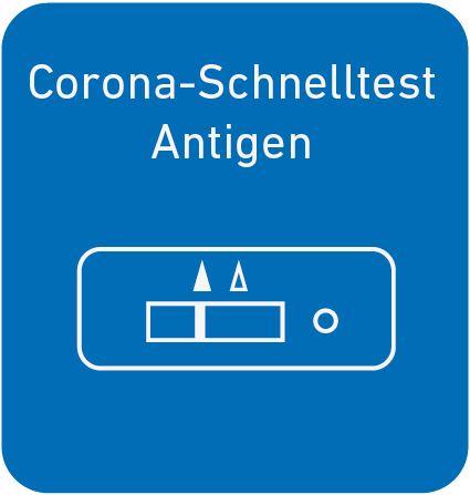 Informationen Corona-Schnellteste