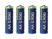 Akkus   Batterien