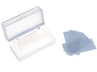 Deckgläser 24 x 60 mm, 1x100 Stück