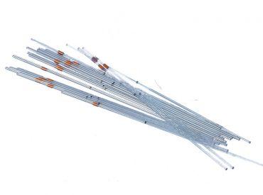 Einmal-Mikropipetten BLAUBRAND® 100 µl, intraMARK blau 1x250 Stück