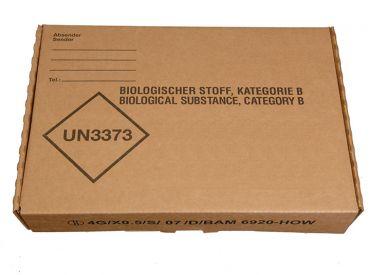 """Post-Box """"MVZ Dr. Kramer & Kollegen"""" 1x1 Stück"""