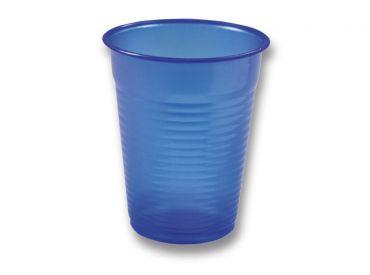 Universalbecher 180 ml blau 1x100 Stück