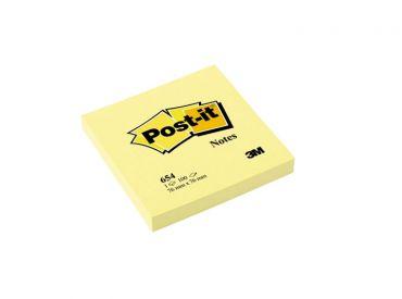 Haftnotiz 76 x 76 mm gelb 1x12 Stück