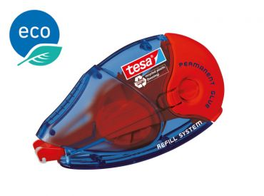 tesa® Kleberoller permanent ecoLogo®, 8,4 mm x 14 m 1x1 items
