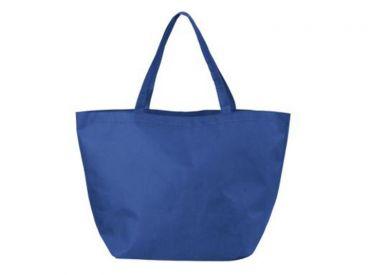 Maryville Non Woven Einkaufstasche blau, 1x1 Stück