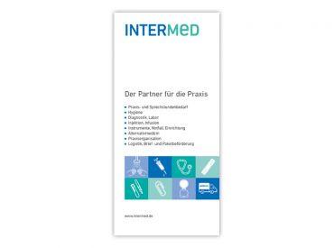 Intermed Kurzprofil (Flyer) 1x1 Stück