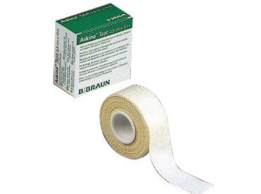 Askina® Tape weiß 5,0 cm x 10 m 1x1 Stück