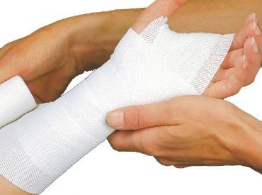 Lenkideal® 5 m x 8 cm weiß ohne Verbandklammern 1x10 Stück