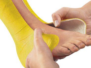 Cellacast® Xtra Binde 5 cm x 3,6 m gelb 1x10 Stück