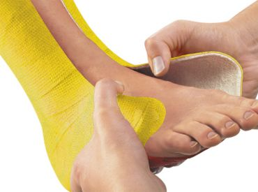Cellacast® Xtra Binden 10 cm x 3,6 m gelb 1x10 Stück
