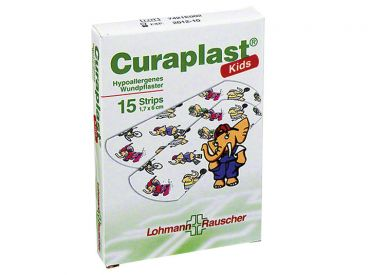Curaplast® Kids 1,7 x 6 cm 1x15 items