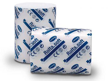 Rolta® soft, Synthtik-Wattebinde, 10 cm x 3 m 1x30 Stück