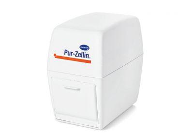 PurZellin® Box, leer, für alle Zellstofftupferrollen. 1x1 Stück