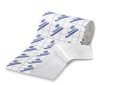 Omnifix® elastic, 10 cm x 10 m, weiß, hypoallergen 1x1 Rollen