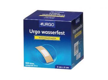 Urgo® wasserfestes Injektionspflaster 2 x 6 cm 1x500 items