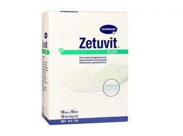 Zetuvit® Plus Saugkompresse 10 x 10 cm, steril 1x10 Stück