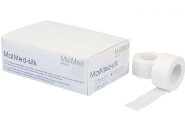 MaiMed®-silk Rollenpflaster 1,25 cm x 9,1 m 1x24 Stück