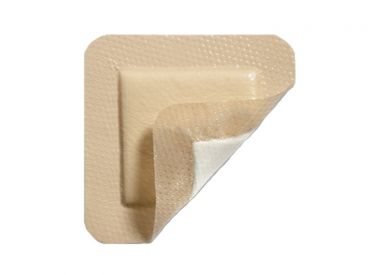 Mepilex® Border Lite, 7,5 x 7,5 cm, steril, 1x5 Stück