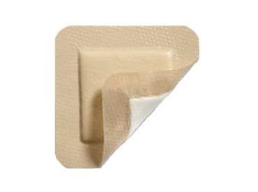 Mepilex® Border Lite, 10 x 10 cm, steril, 1x5 Stück