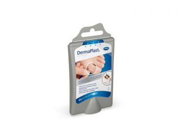 DermaPlast® Effect Blasenpflaster, 1 x 6 Plaster, 45 x 76 mm, in Plastikbox 1x6 Stück