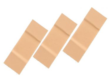INTERMED injection plasters, 2 x 6cm 1x200 items