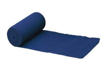 INTERMED Universalbinde blau, 5 m x 8 cm 1x10 Stück