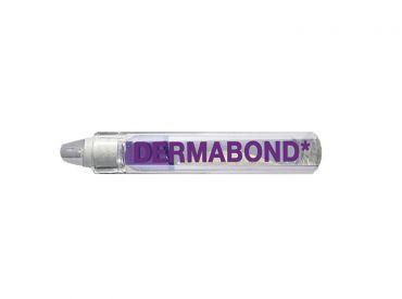 Dermabond HVD, Hautkleber 0,5 ml/Ampulle 1x6 Stück