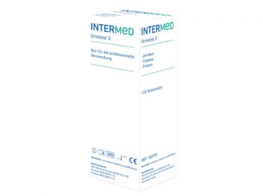 INTERMED Urine test 3 1x100