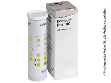 Combur 5-Test HC Harnteststreifen 1x10 items