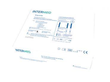 INTERMED Strep-A-Test, Teststreifenversion 1x10