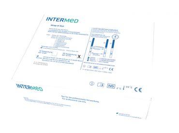 INTERMED Strep-A-Test, Teststreifenversion 1x20 Teste