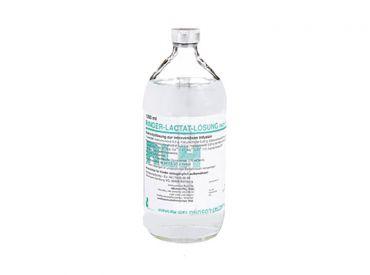 B.Braun Ringer-Lactat nach Hartmann B.Braun Ecoflac Plus 10x500 ml