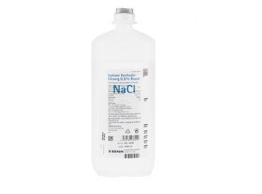 Isotonische Kochsalzlösung B.Braun 0,9 % Ecoflac® Plus 10x1000 ml