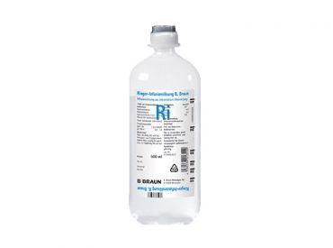 B.Braun Ringer-Infusionslösung Ecoflac plus 1x500 ml