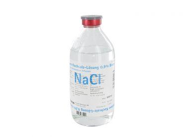 B.Braun Isotonische Kochsalzlösung 0,9% Ecoflac 1x500 ml