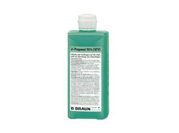 B.Braun 2-Propanol 70% Händedesinfektion 1x1 Liter