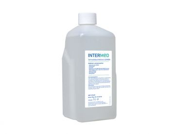 INTERMED Schnelldesinfektion Lemon 1x1 Liter