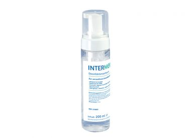 INTERMED Desinfektionsschaum 1x200 ml