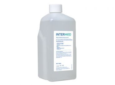 INTERMED Desinfektionsschaum - Nachfüllflasche 1x1 Liter