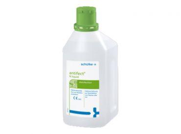 antifect® N Liquid Flächen-/Schnelldesinfektion 1x1 Liter
