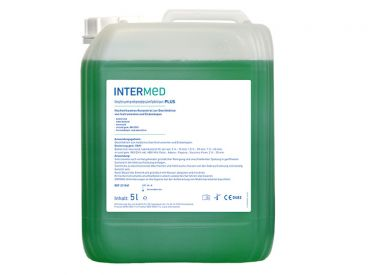 INTERMED Instrumentendesinfektion PLUS 1x5 Liter