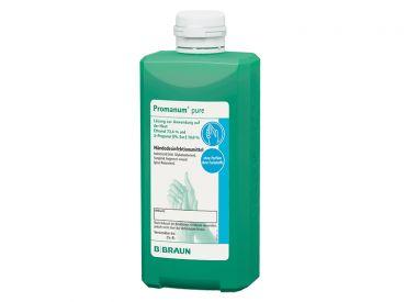 Promanum® Pure Händedesinfektion, Spenderflasche 1x500 ml
