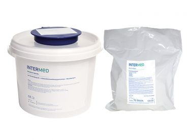 INTERMED Quick Wipes - Set 1 1x1 Pack