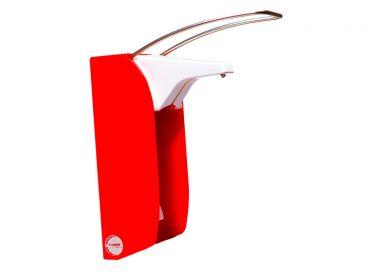 Bode Eurospender 1 Plus Signalfarbe rot, 1x500 ml