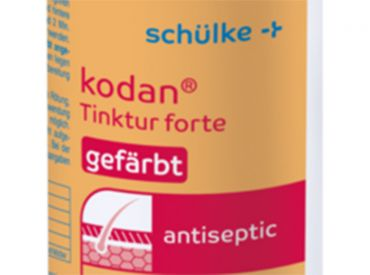Kodan® Tinktur Forte Hautantiseptikum gefärbt 1x1 Liter
