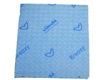 Putztuch Breazy blau 35 x 36 cm 1x1 Stück