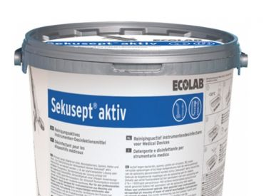 Sekusept® aktiv Instrumentendesinfektionsreiniger 1x1500 g