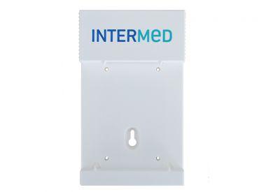 INTERMED Universal-Wandhalter weiß 1x1 Stück
